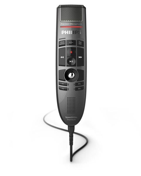 Philips LFH3500 - SpeechMike Premium mit Pro Dictate Software