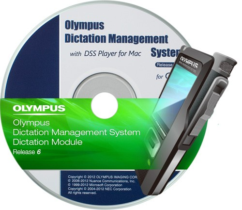 Olympus AS-7001 ODMS Dictation Module
