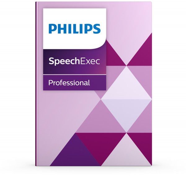 Philips PSE4500 - SpeechExec Pro Transkriptions- und Spracherkennungssoftware