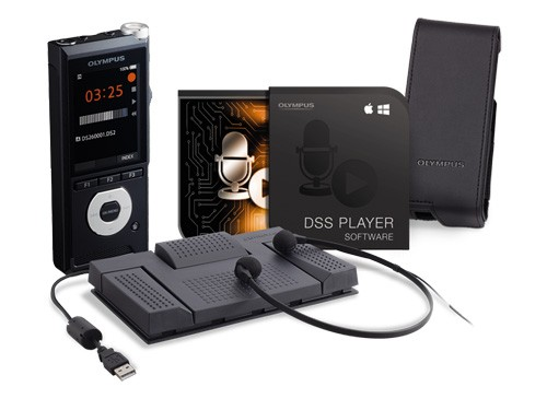 Olympus Dictation & Transcription Starterkit