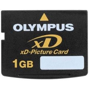 xD Speicherkarte 1GB