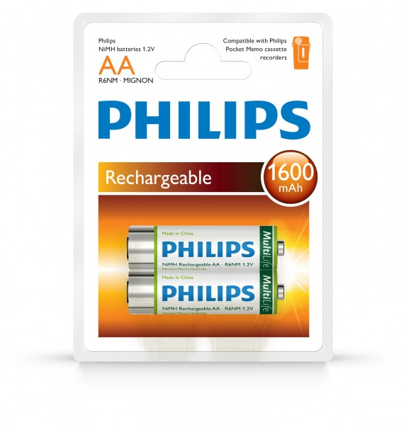 Philips LFH0153 - PocketMemo Akkus
