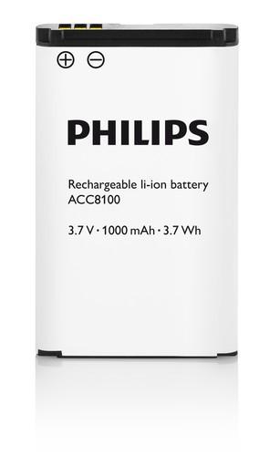 Philips ACC8100 - Li-Ion-Akku