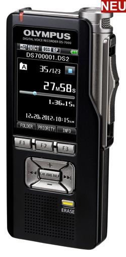 Olympus DS 7000 - Executive Kit