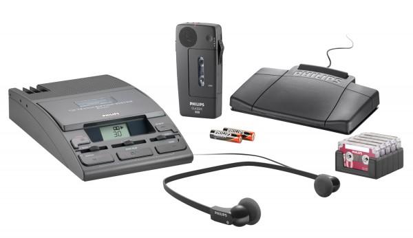 Philips LFH0064 PocketMemo Diktier- und Transkriptionsset