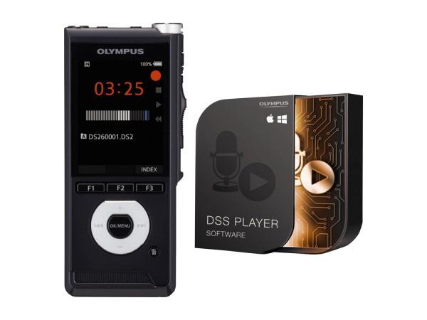 Olympus DS-2600 Digitaler Voicerecorder