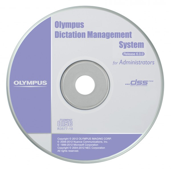 Olympus AS-56 ODMS Administrations-Kit