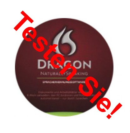 Dragon NaturallySpeaking Professional Group (TESTVERSION)