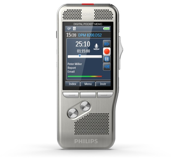 Philips DPM8200 - PocketMemo Diktiergerät