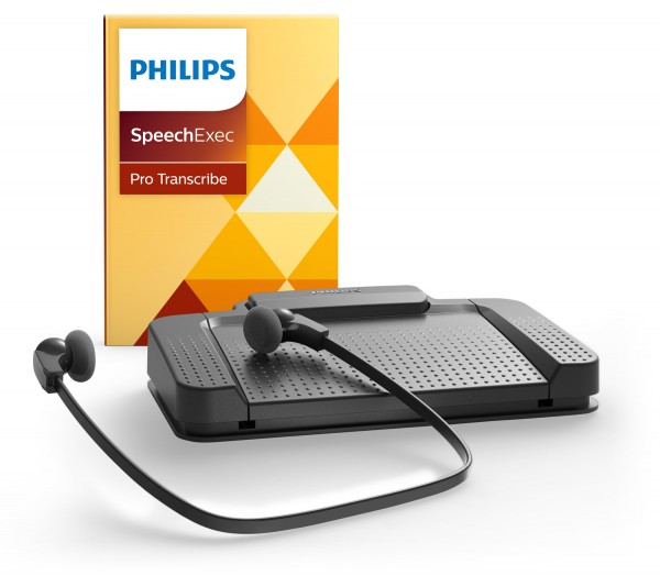 Philips LFH7277 - SpeechExec Transkriptionsset